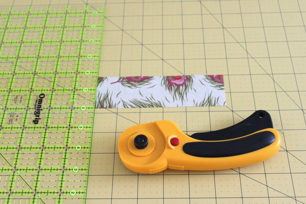 Quilt Row Markers Tutorial