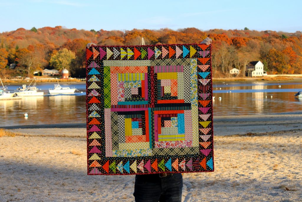 Quilt for Jane by Kim Soper/Leland Ave Studios