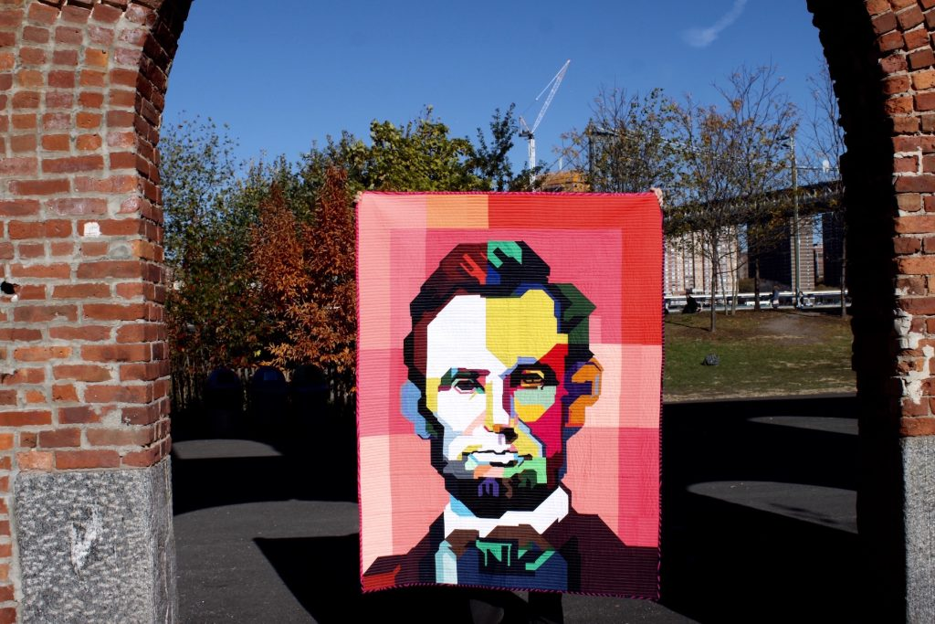 Lincoln by Kim Soper/Leland Ave Studios