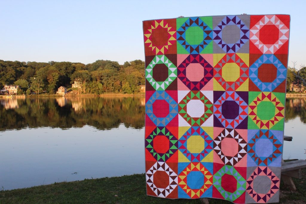 Kim Soper/Leland Ave Studios Questions for Quilters